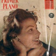 Cine: REVISTA PRIMER PLANO. Nº1000 1959 - NUMERO ESPECIAL. CARMEN SEVILLA, ANALIA GADE, JEANNE MOREAU .... Lote 126289259