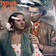 Cine: PRIMER PLANO LOLA FLORES FERNANDO FERNAN GOMEZ MORENA CLARA. Lote 126289995