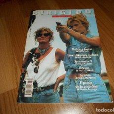 Cine: DIRIGIDO. Nº 196. NOVIEMBRE 1991. THELMA Y LOUISE. TERMIBATOR 2. EL PRECIO DE LA AMBICIÓN.. Lote 126342039