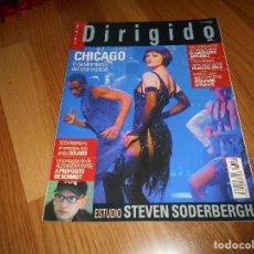 Cine: DIRIGIDO POR... Nº 320 CHICAGO STEVEN SODERBERGH ATRAPAME SI PUEDES. Lote 234366770