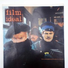 Cinema: REVISTA FILM IDEAL 199. VENECIA 66. II CONGRESO HISPANOAMERICANO (VVAA), 1964. CINE. Lote 126471182