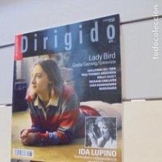 Cine: REVISTA DE CINE DIRIGIDO POR... Nº 485 FEBRERO 2018. Lote 126590419