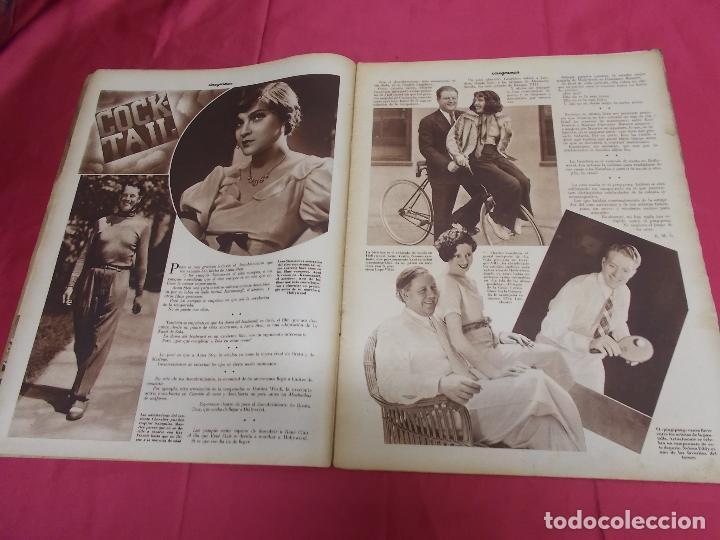 Cine: REVISTA CINEGRAMAS. Nº 7. OCTUBRE 1934. CINEGRAMAS HELEN TWELVETREES EN PORTADA - Foto 3 - 127004351