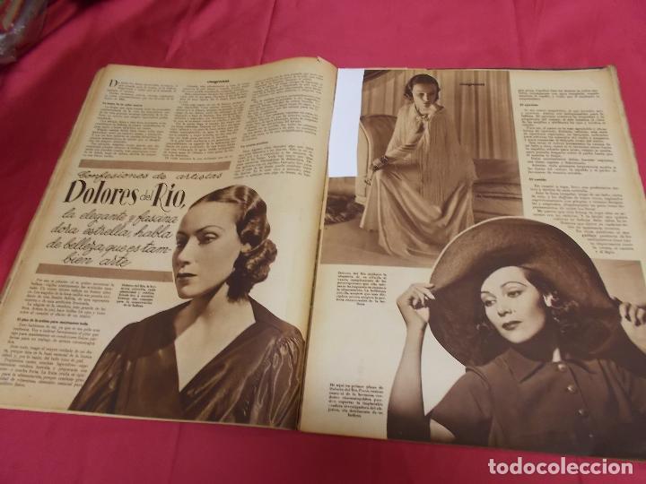 Cine: REVISTA CINEGRAMAS. Nº 7. OCTUBRE 1934. CINEGRAMAS HELEN TWELVETREES EN PORTADA - Foto 4 - 127004351