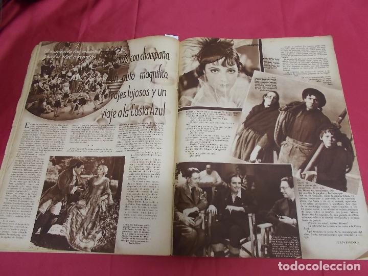 Cine: REVISTA CINEGRAMAS. Nº 7. OCTUBRE 1934. CINEGRAMAS HELEN TWELVETREES EN PORTADA - Foto 9 - 127004351