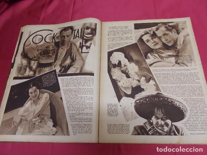 Cine: REVISTA CINEGRAMAS. Nº 10. NOVIEMBRE 1934. CINEGRAMAS CAROLE LOMBARD EN PORTADA - Foto 3 - 127005219