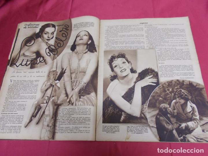Cine: REVISTA CINEGRAMAS. Nº 10. NOVIEMBRE 1934. CINEGRAMAS CAROLE LOMBARD EN PORTADA - Foto 4 - 127005219