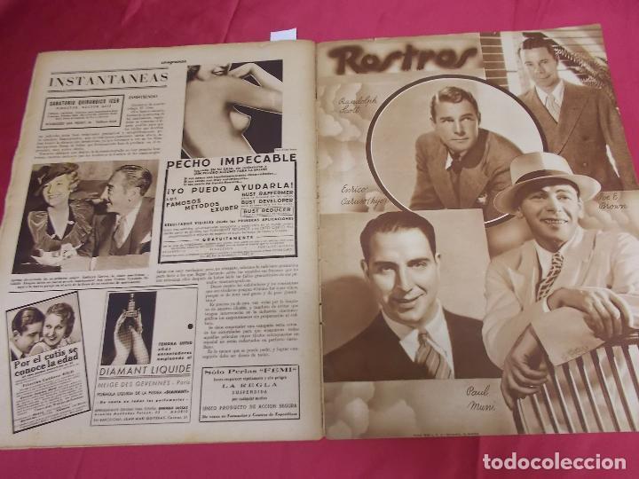 Cine: REVISTA CINEGRAMAS. Nº 10. NOVIEMBRE 1934. CINEGRAMAS CAROLE LOMBARD EN PORTADA - Foto 8 - 127005219