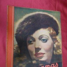 Cinema: REVISTA CINEGRAMAS. Nº 17. ENERO 1935. CINEGRAMAS LORETTA YOUNG EN PORTADA. Lote 127007299