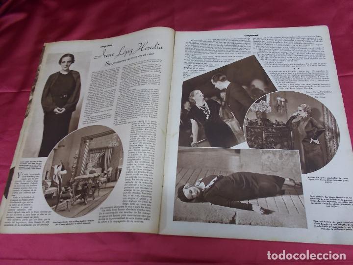 Cine: REVISTA CINEGRAMAS. Nº 17. ENERO 1935. CINEGRAMAS LORETTA YOUNG EN PORTADA - Foto 3 - 127007299