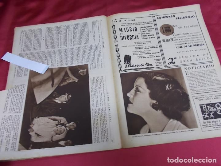 Cine: REVISTA CINEGRAMAS. Nº 17. ENERO 1935. CINEGRAMAS LORETTA YOUNG EN PORTADA - Foto 5 - 127007299