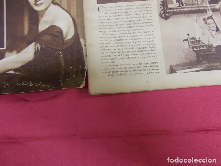 Cine: REVISTA CINEGRAMAS. Nº 22. FEBRERO 1935. CINEGRAMAS BRIGITTE HELM EN PORTADA - Foto 3 - 127007859