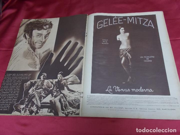 Cine: REVISTA CINEGRAMAS. Nº 22. FEBRERO 1935. CINEGRAMAS BRIGITTE HELM EN PORTADA - Foto 5 - 127007859