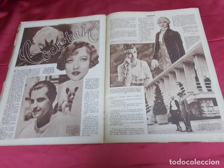 Cine: REVISTA CINEGRAMAS. Nº 22. FEBRERO 1935. CINEGRAMAS BRIGITTE HELM EN PORTADA - Foto 6 - 127007859