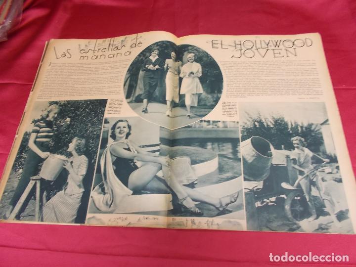 Cine: REVISTA CINEGRAMAS. Nº 55. SEPTIEMBRE 1935. CINEGRAMAS FLORINE KINNEY EN PORTADA - Foto 4 - 127008891