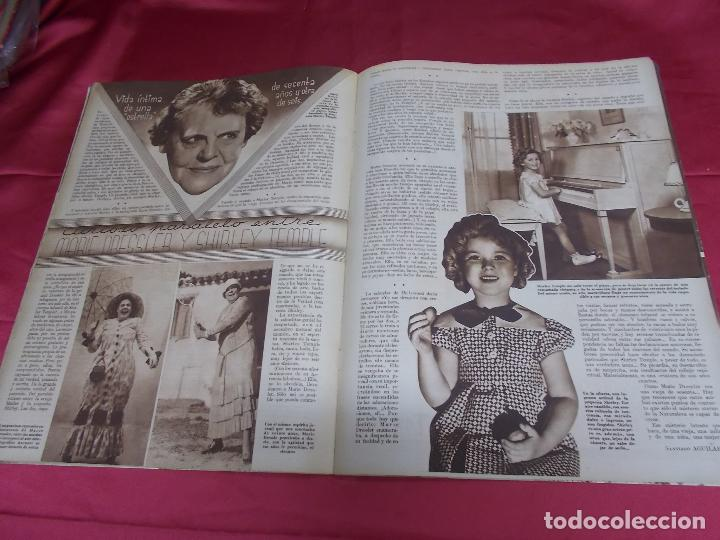 Cine: REVISTA CINEGRAMAS. Nº 55. SEPTIEMBRE 1935. CINEGRAMAS FLORINE KINNEY EN PORTADA - Foto 5 - 127008891