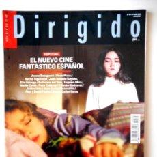Cinema - DIRIGIDO POR Nº 393 ESPECIAL EL NUEVO CINE FANTÁSTICO ESPAÑOL - 127176747