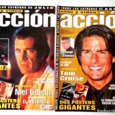 Cine: ACCIÓN Nº 98 - 99. Lote 127199703