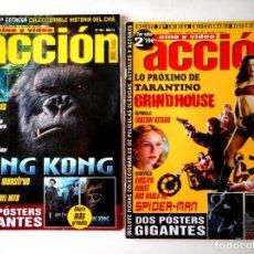 Cine: ACCIÓN Nº 163 - 179. Lote 127202687