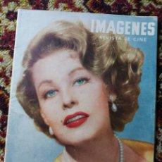 Cine: REVISTA DE CINE IMAGENES- N°138, JULIO 1955.. Lote 127351600