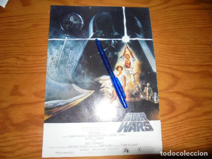 PUBLICIDAD DE LA PELICULA : STAR WARS. CINERAMA, MARZO 1997 (Cine - Revistas - Cinerama)