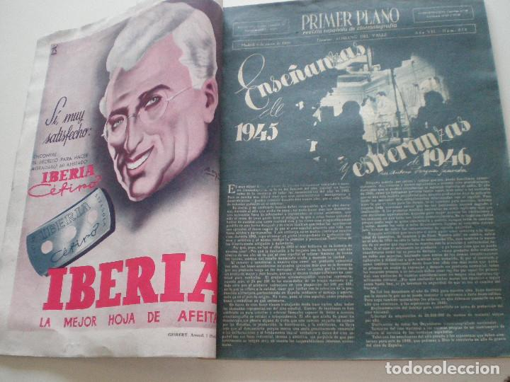 Cine: PRIMER PLANO - Nº 273 - 6 ENERO 1946 // REVISTA ESPAÑOLA DE CINEMATOGRAFIA DIANA BARRYMORE - Foto 2 - 127729279