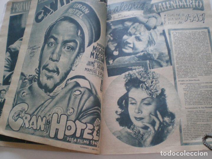 Cine: PRIMER PLANO - Nº 273 - 6 ENERO 1946 // REVISTA ESPAÑOLA DE CINEMATOGRAFIA DIANA BARRYMORE - Foto 5 - 127729279