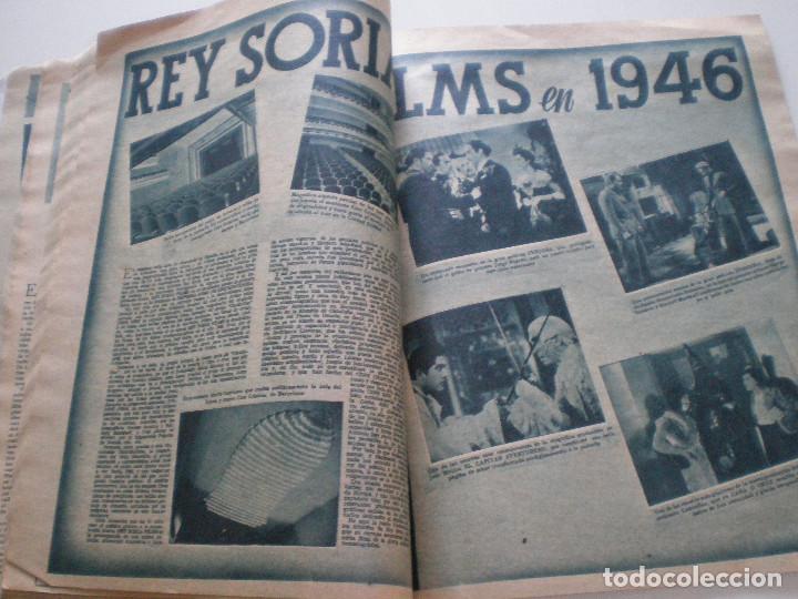 Cine: PRIMER PLANO - Nº 273 - 6 ENERO 1946 // REVISTA ESPAÑOLA DE CINEMATOGRAFIA DIANA BARRYMORE - Foto 8 - 127729279