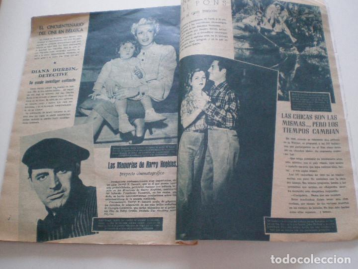 Cine: PRIMER PLANO - Nº 273 - 6 ENERO 1946 // REVISTA ESPAÑOLA DE CINEMATOGRAFIA DIANA BARRYMORE - Foto 9 - 127729279