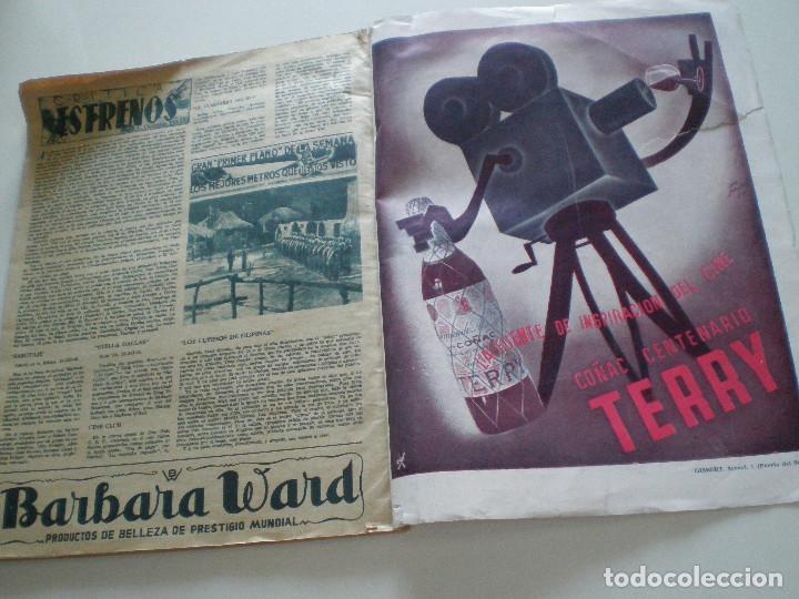 Cine: PRIMER PLANO - Nº 273 - 6 ENERO 1946 // REVISTA ESPAÑOLA DE CINEMATOGRAFIA DIANA BARRYMORE - Foto 10 - 127729279