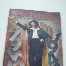 Cine: PRIMER PLANO - Nº 273 - 6 ENERO 1946 // REVISTA ESPAÑOLA DE CINEMATOGRAFIA DIANA BARRYMORE. Lote 127729279