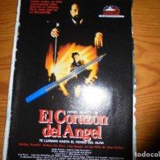 Cine: PUBLICIDAD PELICULA : EL CORAZON DEL ANGEL. ROBERT DE NIRO . FOTOGRAMAS, SPTMBRE 1988. Lote 128157823