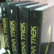 Cine: STAR TREK. LA NUEVA GENERACION. THE COLLECTOR'S EDITION. 79 FASCICULOS. SALVAT. Lote 128221711