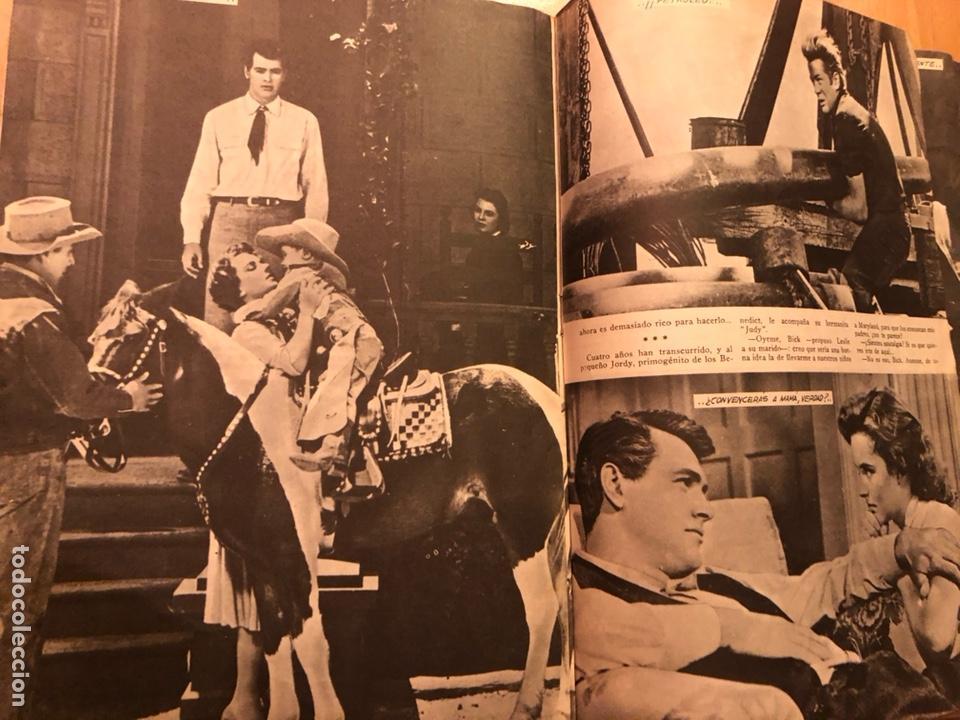 Cine: Colección grandes películas 18.gigante.elizabeth Taylor rock hudson james dean - Foto 5 - 277729378