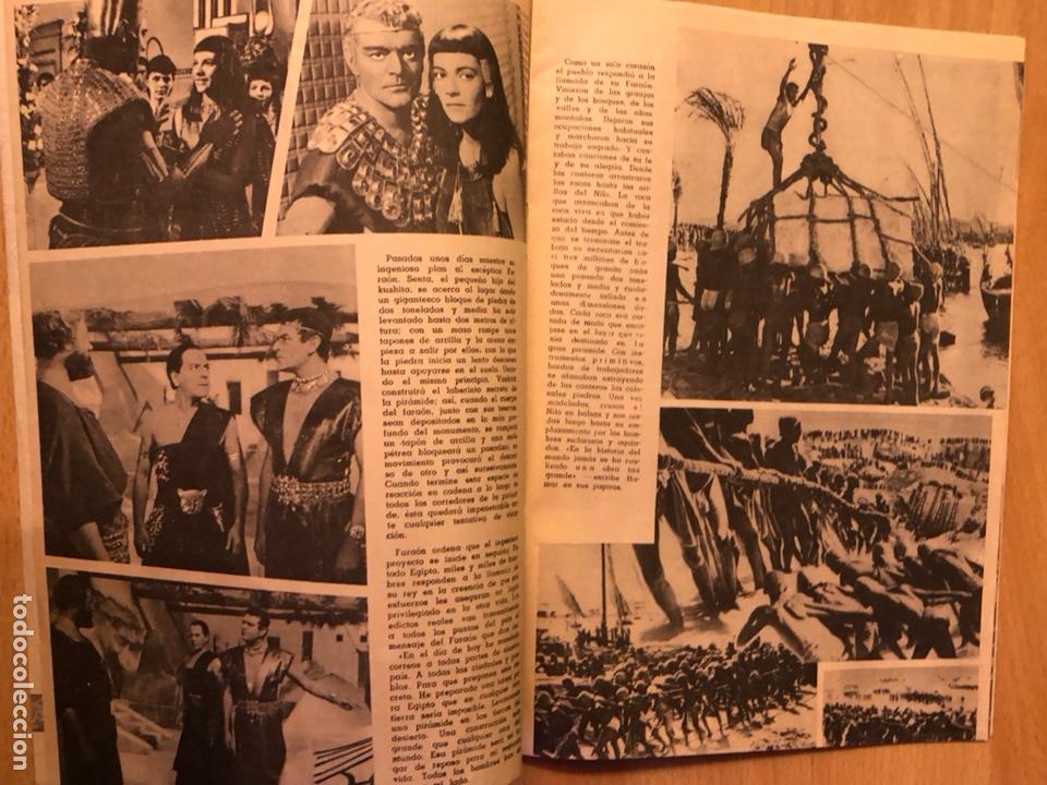 Cine: Revista cinecolor.tierra de faraones.joan collins.exclusivas ferma barcelona - Foto 3 - 128395387