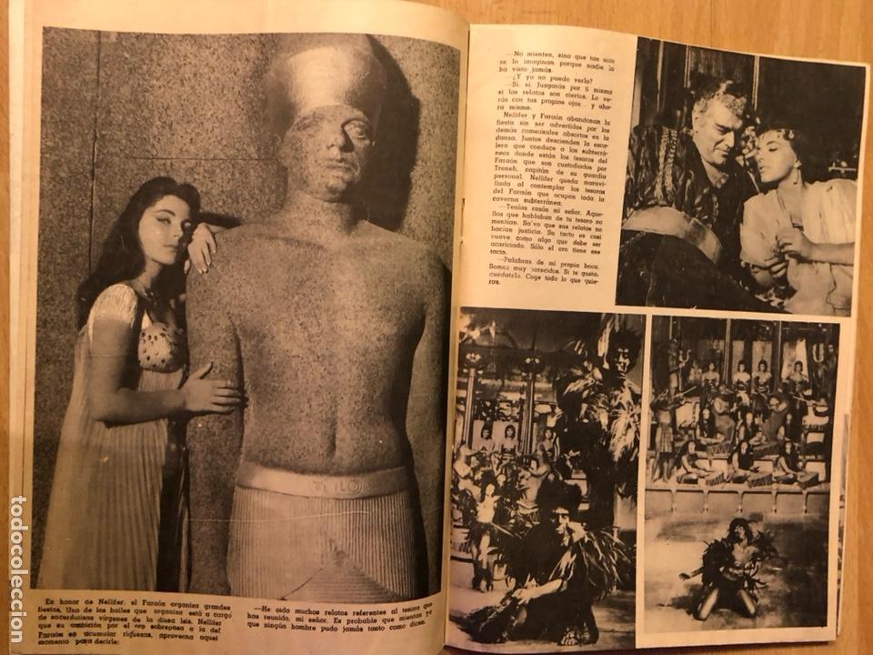 Cine: Revista cinecolor.tierra de faraones.joan collins.exclusivas ferma barcelona - Foto 4 - 128395387