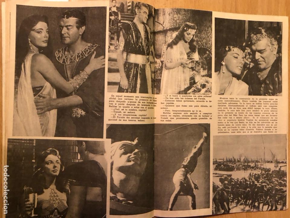 Cine: Revista cinecolor.tierra de faraones.joan collins.exclusivas ferma barcelona - Foto 5 - 128395387