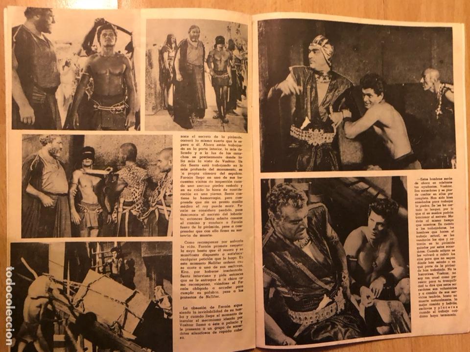 Cine: Revista cinecolor.tierra de faraones.joan collins.exclusivas ferma barcelona - Foto 6 - 128395387