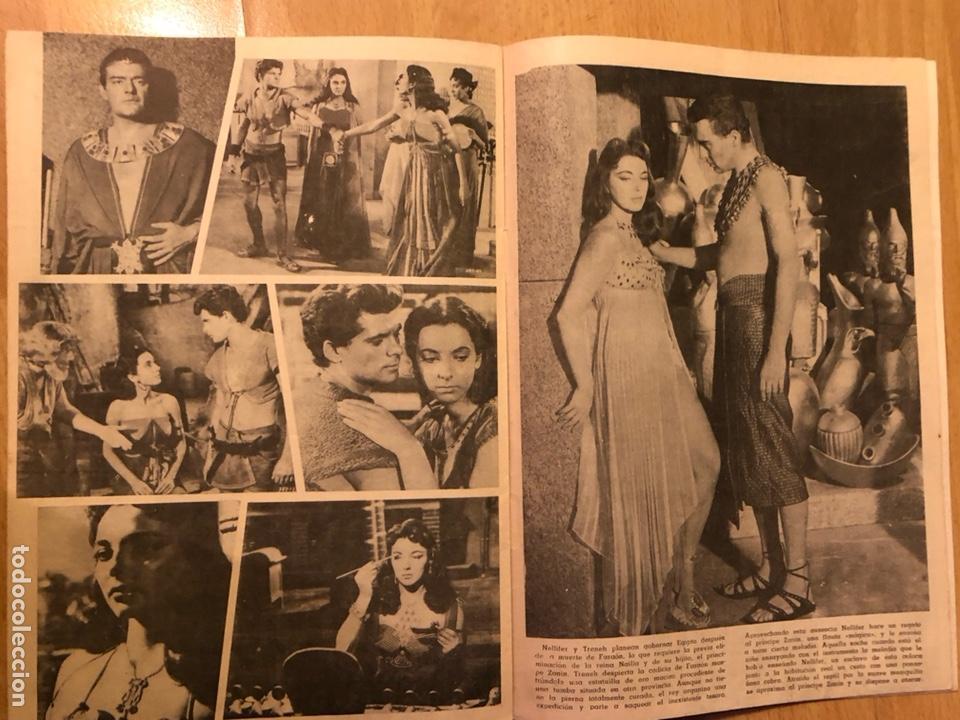 Cine: Revista cinecolor.tierra de faraones.joan collins.exclusivas ferma barcelona - Foto 7 - 128395387