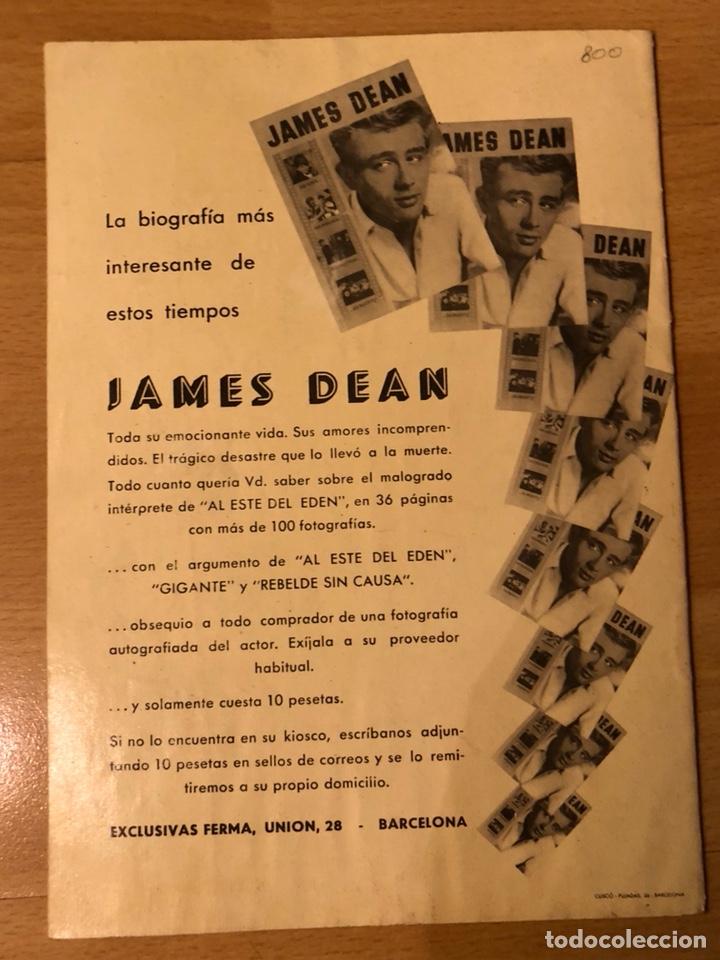 Cine: Revista cinecolor.tierra de faraones.joan collins.exclusivas ferma barcelona - Foto 9 - 128395387