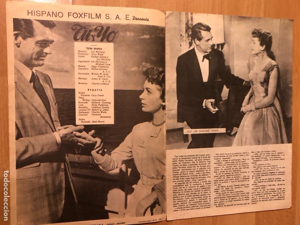 Cine: Colección de grandes películas.tu y yo.deborah kerr cary grant - Foto 2 - 128395926