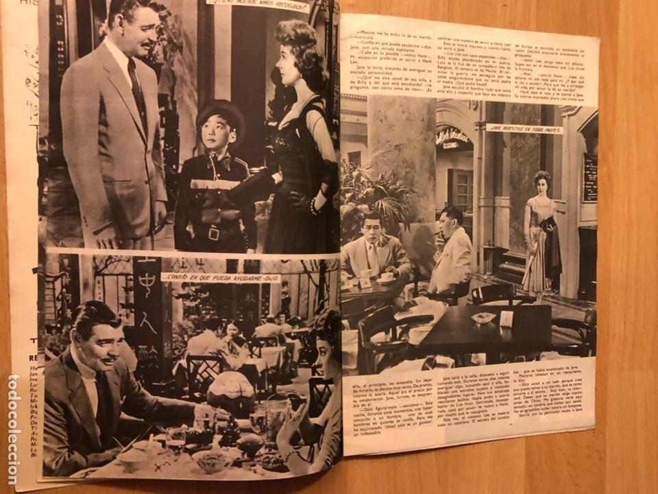 Cine: Colección de grandes películas.cita en Hong Kong.clark gable susan hayward - Foto 4 - 128396040