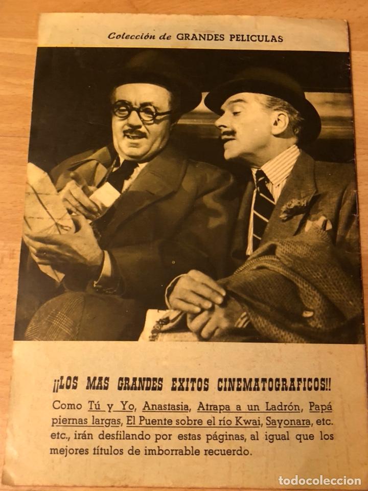 Cine: Colección de grandes películas el hombre del traje gris.gregory peck jennifer Jones - Foto 9 - 128396203