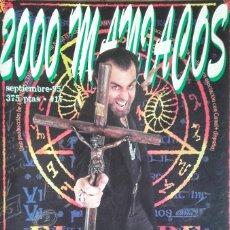 Cine: 2000 MANIACOS Nº 17 - BESTIAS Y BIQUINIS - SEPTIEMBRE 95. Lote 128409367