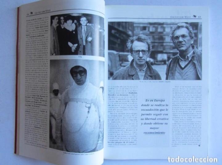 Cine: NICKEL ODEÓN. REVISTA TRIMESTRAL DE CINE. Nº 28 (2002) MONOGRÁFICO WOODY ALLEN 250 PÁGINAS. - Foto 2 - 128590343