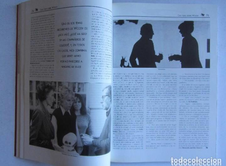 Cine: NICKEL ODEÓN. REVISTA TRIMESTRAL DE CINE. Nº 28 (2002) MONOGRÁFICO WOODY ALLEN 250 PÁGINAS. - Foto 3 - 128590343