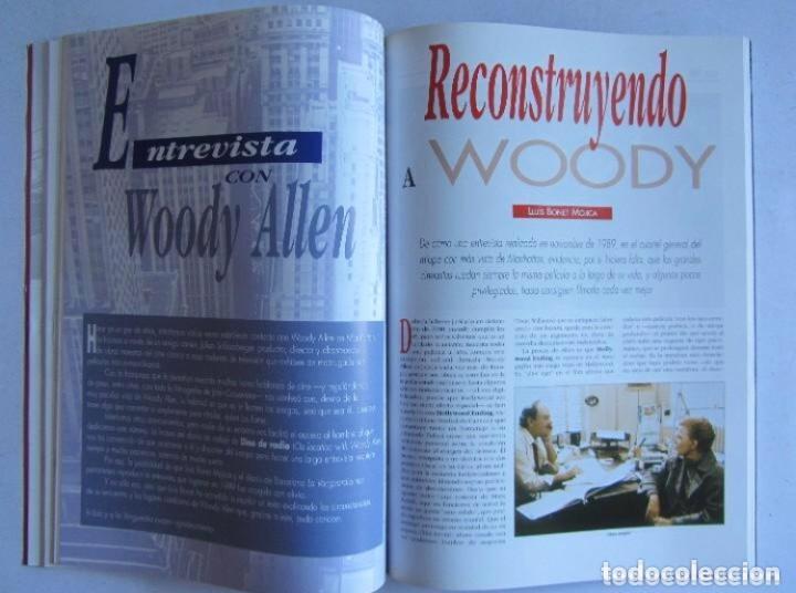 Cine: NICKEL ODEÓN. REVISTA TRIMESTRAL DE CINE. Nº 28 (2002) MONOGRÁFICO WOODY ALLEN 250 PÁGINAS. - Foto 4 - 128590343