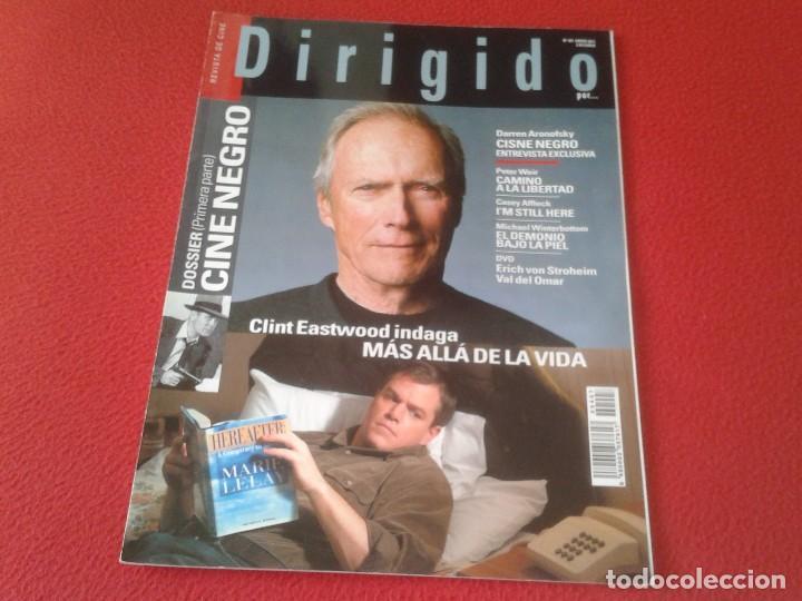 REVISTA DE CINE MAGAZINE DIRIGIDO POR Nº 407 ENERO 2011 CINE NEGRO CLINT EASTWOOD PETER WEIR ...... (Cine - Revistas - Dirigido por)