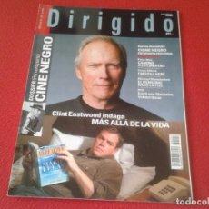 Cine: REVISTA DE CINE MAGAZINE DIRIGIDO POR Nº 407 ENERO 2011 CINE NEGRO CLINT EASTWOOD PETER WEIR ....... Lote 128728447