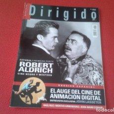 Cine: REVISTA DE CINE MAGAZINE DIRIGIDO POR Nº 410 ABRIL 2011 CINE NEGRO Y WESTERN ROBERT ALDRICH.... VER. Lote 128728791